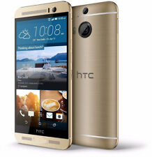 HTC One M9 Plus/M9+ m9pw Doré 20MP Désimlocké Smartphone 20 Mpx - 32 Go