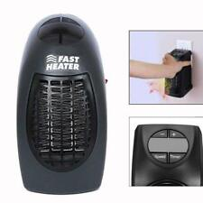 Mini Heater Wall-Outlet Portable Space Heater for Home Bedroom InstantlyElectric