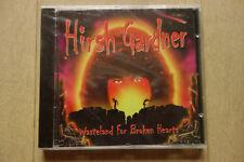 Hirsh Gardner - Wasteland for broken hearts - CD - NEU und OVP