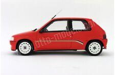 1/18 Otto Models Peugeot 106 rallye Red OT527 cochesaescala