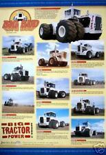 BIG TRACTOR POWER POSTER No. 3:  BIG BUD