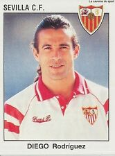 N°246 DIEGO RODRIGUEZ SEVILLA CF CROMO STICKER PANINI LIGA 1994
