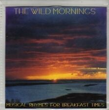 (CH606) The Wild Mornings, Musical Rhymes for Breakfast Times - DJ CD