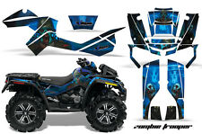 CanAm Outlander XMR Graphic Kit 500/800 AMR Decal ATV Sticker Part ZOMBIE YL
