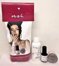 NSI Attraction Acrylic nails liquid and powder TRIAL kit