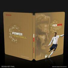 PS4 Spiel PES 2019 Pro Evolution Soccer 19 Fußball NEUWARE