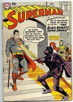 Superman #124 1958 Good (2.0)