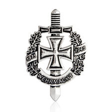 German-Eagle-Pin-Badge-silver
