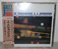 CD J.J. JOHNSON - BLUE TROMBONE - JAPAN SICP 3986