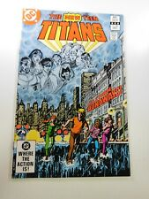 New Teen Titans #26 1st Appearance of Terra Vf+ condition