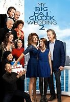 My Big Fat Greek Wedding 2 (2016, DVD New)