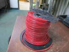 United Copper 14STR Wire 325342 Red 600V Length: Approx 366ft New Surplus