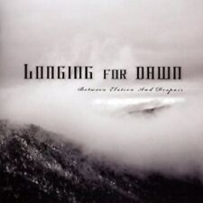 "LONGING FOR DAWN ""BETWEEN ELATION..."" CD DEATH/DOOM NEU"