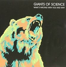 Giants of Science - Whats Wrong with You & Why? [New CD] Australia - Import