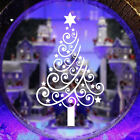 Room Xmas Christmas Tree Mural Removable Wall Sticker Art Vinyl Decal Shop Decor