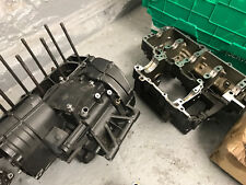 YAMAHA R1 4C8 2007-2008  CRANK CASES TOP AND BOTTOM. BREAKING WHOLE ENGINE