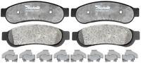 Disc Brake Pad Set-Element3 Metallic Rear Raybestos PGD1334M