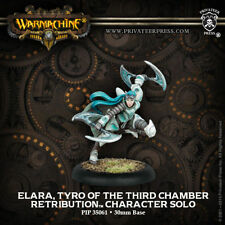 Warmachine: Retribution of Scyrah Elara Tyro of the Third Chamber Solo PIP 35061