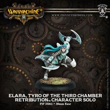 Warmachine: Retribution of Scyrah Elara Tyro of the Third Chamber Solo PIP 35061