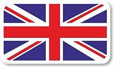 Vinyl sticker/decal Medium 120mm Union Jack flag / British flag
