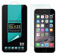 TechFilm® Tempered Glass Screen Protector Saver Shield For Apple iPhone 7