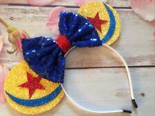 Toy Story Minnie Mouse ears headband- Disneyland-Disney World-Mickey Mouse