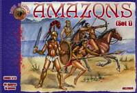 Amazons - Scale Plastic Model (40 figures) 1/72 Alliance 72020