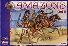 Amazons - Scale Plastic Model (40 figures) 1/72 Alliance 72020
