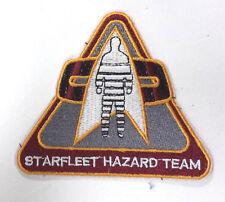 """Star Trek:Starfleet Hazard Team 4"""" Logo Embroidered Patch- FREE S&H (STPA-SFC-8)"""