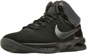 Nike Air Visi Pro VI NBK Basketball Shoes Black Anthracite 749168-003 Men's NEW