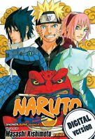Manga NARUTO Complete Comic Shonen Masashi Kishimoto ALL Volumes 1-72 in English