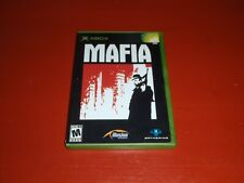 Mafia (Microsoft Xbox, 2004) -No Manual