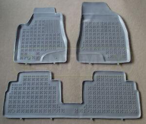 Gummifußmatten für Lexus RX 400h 2 Steilheck Geländewagen SUV 5-türer 2004-20 4D