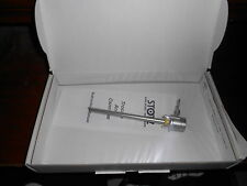 Karl Storz 30101H6 Cannula with 2 Flanges, Adjustable Cone for Open Laparoscopy,