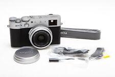 Fujifilm X100V 26.1MP Compact Camera - Silver (Body Only) - MINT