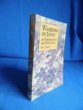 Warriors of Japan : As Portrayed in the War Tales by Paul Varley (1996/Pbk.)