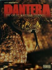 PANTERA GUITAR TAB / TABLATURE / THE GREAT SOUTHERN TRENDKILL / SONGBOOK