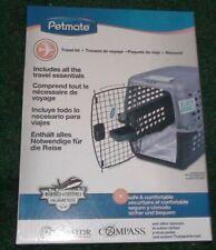 Petmate Travel Kit #Pet7176 Meets (Iata) & (Usda) Air Travel Requirements