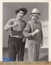 Phil Silvers Gene Kelly Summer Stock VINTAGE Photo