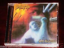 Pentagram: Sub-Basement CD 2008 Bonus Tracks Season Of Mist SOM 189 Jewel NEW