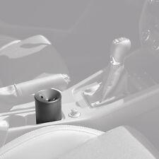 HR-imotion Aschenbecher für den Getränkehalter | Ø 71 x 101 mm | schwarz