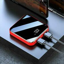 Mini 900000mAh Power Bank UltraThin USB Portable External Battery Backup Charger