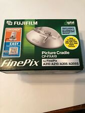 Fujifilm CP-FXA10 Picture Cradle For FinePix A310, A210, A205, A205S Never Used