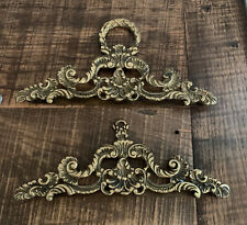 Antique Brass Holder? What Is It? Wall Mount