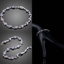 Strasssteine Karabinerverschluss-Modeschmuck-Armbänder