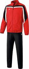 Erima Herren Toronto Shiny Suit Men Trainingsanzug , Rot , 302200, XL (8) ,Neu