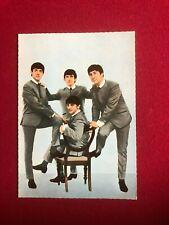 "1963, BEATLES, ""Un-Used"" Large German Post Card (Scarce / Vintage)"