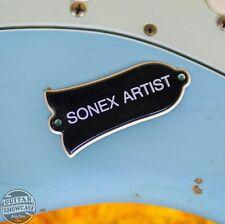 "NOS Gibson ""Sonex Artist"" Truss Rod Cover Vintage 1980-1984"