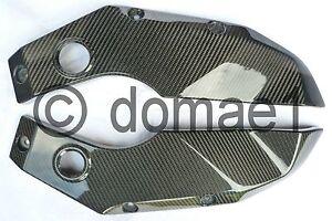 Kawasaki Z1000 carbon fiber frame covers 2003-2006 fairings protectors 1 pair