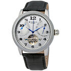 Heritor Piccard Automatic Semi-Skeleton Dial Mens Watch HR2001